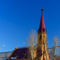 Костел :: Nikolay Svetin