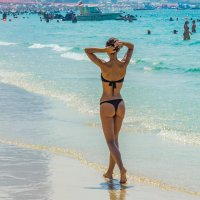Королева пляжа :) :: Павел © Смирнов