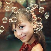 Смешная девчонка.. :: Лилия .