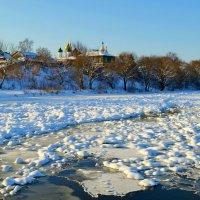 Зимняя зарисовка :: Геннадий