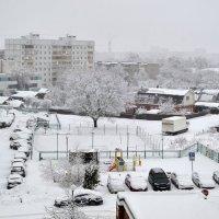 Опять снег :: Геннадий
