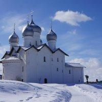 Церковь Бориса и Глеба. :: Татьяна Гусева