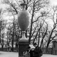В Летнем саду :: Елена Кириллова