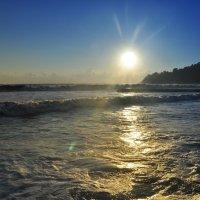 закат на море :: Наталья Ariadafhotostory