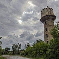 заброшенная башня :: Игорь Козырин