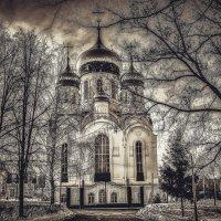 Троицкий собор Тамбова. :: Александр Селезнев