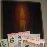 Какие деньги понадобаться в загробном мире? :: Алекс Аро Аро