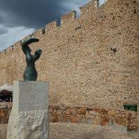 """скульптура """"Ожидание рыбака с моря"""" :: tatiana"""