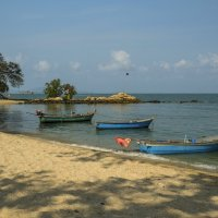 Сиамский залив. Паттайя. Тайланд. :: Rafael