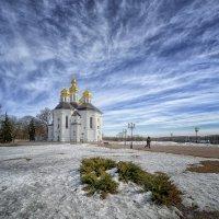 Екатериненская церковь :: Александр Бойко