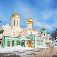 Троицкий собор :: Юлия Батурина