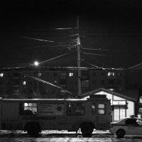 Ночью :: Николай Филоненко