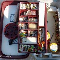 К рыбалке готов! :: Elena Wise