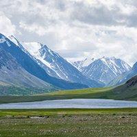 Озеро Караколь :: Валерий Михмель