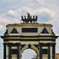 Триумфальная арка :: Natali Positive