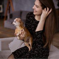 Настя и Туся :: Ekaterina Usatykh
