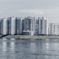 Новый район Красноярска :: Юрий Борзов