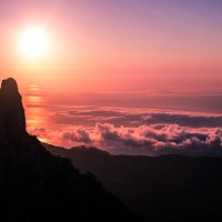 Уже и рассвет забрезжил... :: Мария Драницына