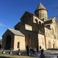 Светицховели – кафедральный храм в городе Мцхета. :: Anna Gornostayeva