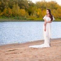 Осень на Волге :: Алена Пономаренко