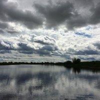 отражение неба :: Уля Машникова