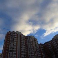 Задирая голову вверх :: Андрей Лукьянов