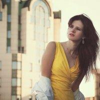 На закате :: Светлана Демидова