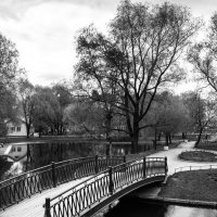 Юсуповский сад :: Елена Кириллова