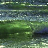 Изумрудные волны :: Дмитрий Проскурин
