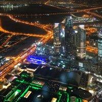 Вечерний Дубай :: Alex