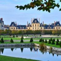 замок Фонтэнбло (2) (chateau de Fontainebleau) :: Георгий