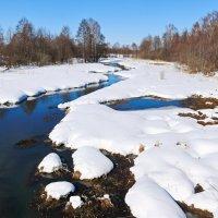 На реке. :: Ирина Нафаня