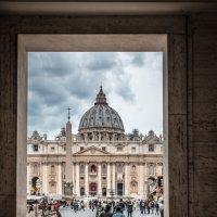 Petersdom Vatican :: Konstantin Rohn