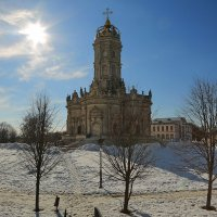 Дубровицы,церковь Знамения :: ninell nikitina