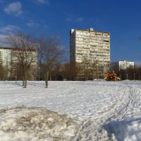 Настоящая весна :: Андрей Лукьянов