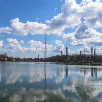 Городское озеро :: Александрович