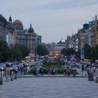 Прага... Вечер... :: Алёна Савина