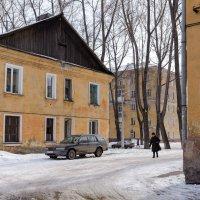 Старый квартал :: Валерий Михмель