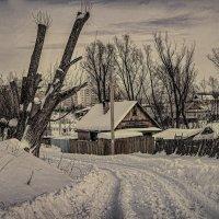 Исчезающая цивилизация :: Владимир Макаров