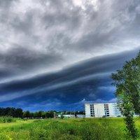 Небо :: Ольга Милованова