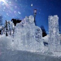 Весенний лед :: Дмитрий Ерохин