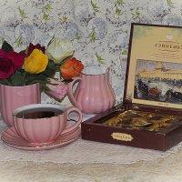 Чай с конфетами :: * vivat.b *