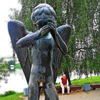 Плачущий ангел :: Vladimir Semenchukov
