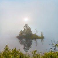 Та магия, то утро летнее… :: Фёдор. Лашков