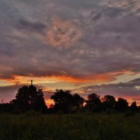 Рассвет в Красной Слободе :: Валентина Пирогова