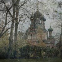 Храм Живоначальной Троицы :: Natalia