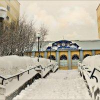К дому духовного просвещения... :: Кай-8 (Ярослав) Забелин