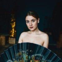 Веер :: Роман Быков