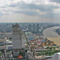 Дождь над Бангкоком :: ИРЭН@ .