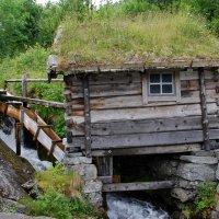 Маленькая мельница :: Николай Танаев